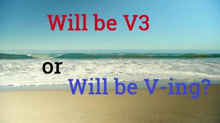 Sự khác nhau giữa will be V-ing và will be V3?