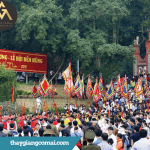 Thông báo nghỉ lễ Giỗ tổ Hùng Vương, 30/4 và 1/5 năm 2017