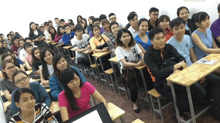 Giảm 50% học phí lớp Toeic ở Chi nhánh Phú Nhuận nhân dịp lễ 30/4 và 1/5