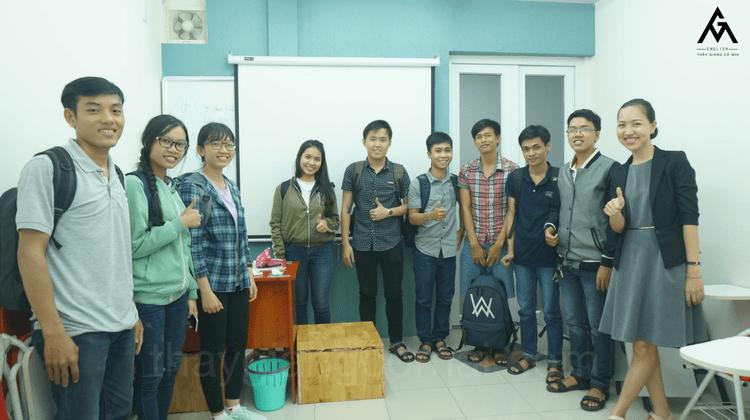 Lịch khai giảng các lớp mới tại Tiếng Anh Thầy Giảng Cô Mai