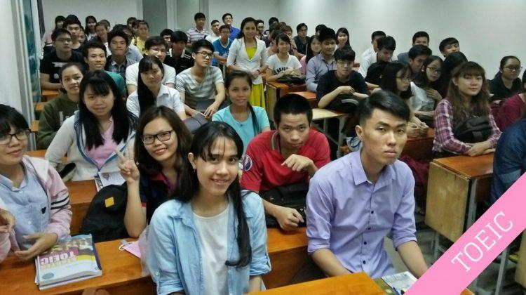 Lịch khai giảng các lớp Toeic 2 kỹ năng (Toeic Listening & Reading)