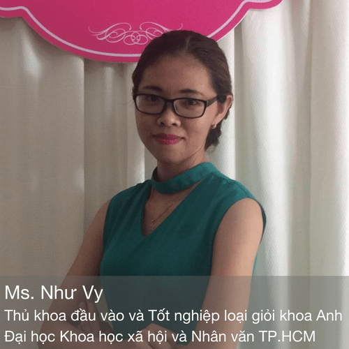 co nhu vy tieng anh thay giang co mai
