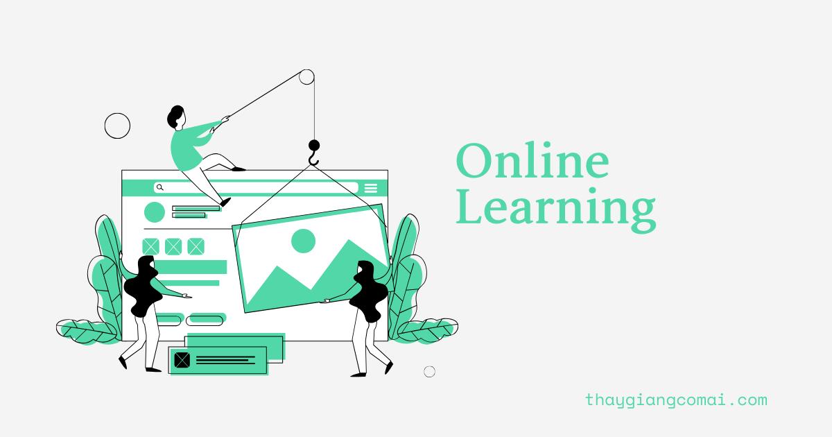 Chính thức triển khai dạy online tại Tiếng Anh Thầy Giảng Cô Mai